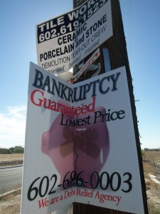the $200 bankruptcy